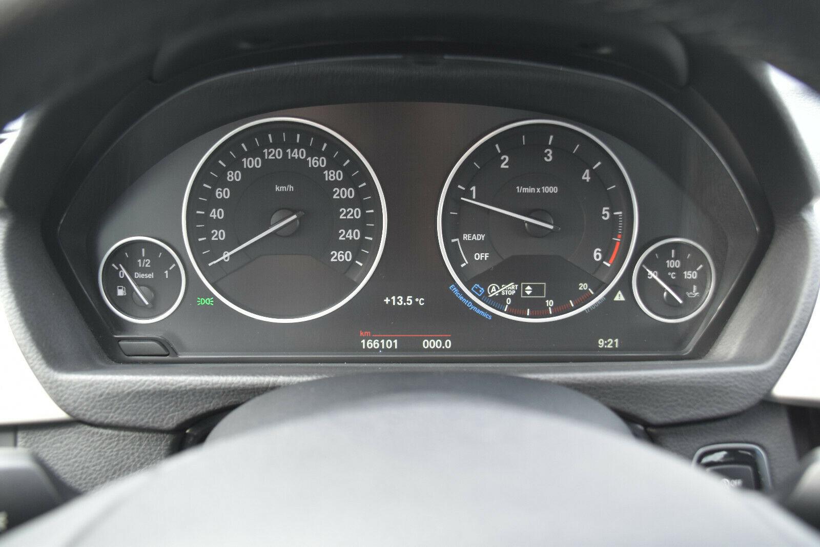 BMW 318d Tour. NaviBusiness Tempomat Sportsitze PDC