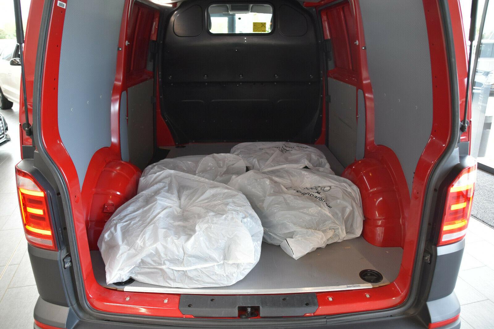 Volkswagen T6 Transporter 2.0TDI DSG LED Navi Tempomat EU6